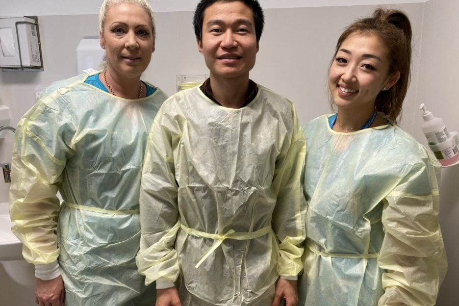 Providing Chinese patients the critical health care they need in their own language