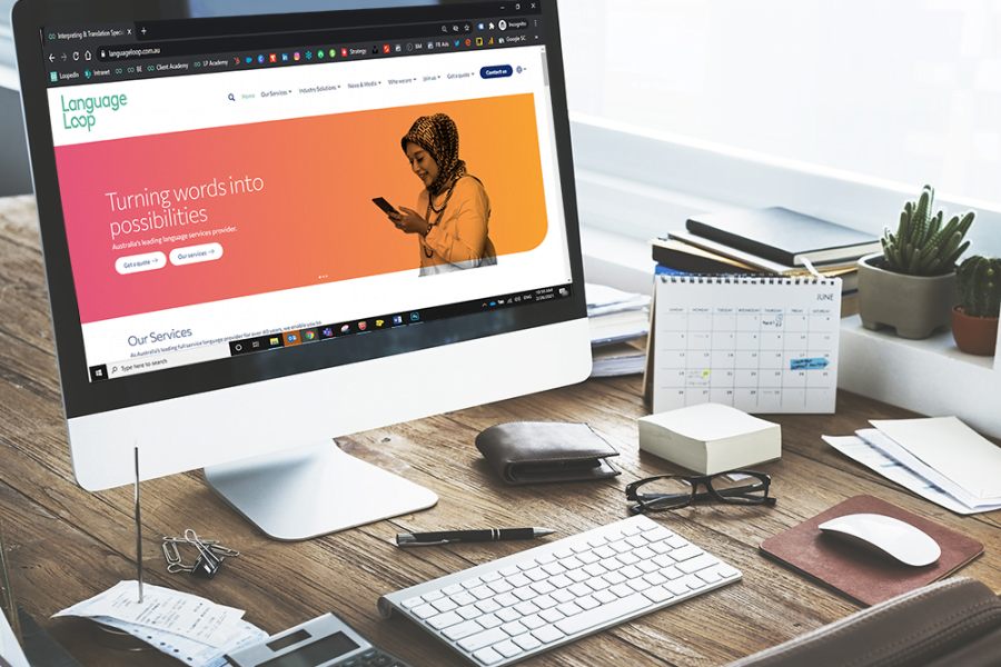 LanguageLoop launches new look for 2021
